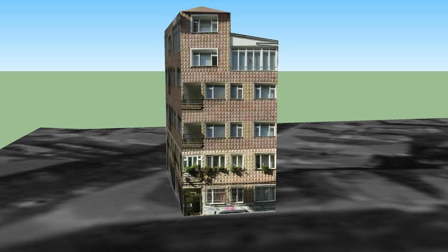 Kadıköy Barlar Sokağı 117. Ada Bina  15
