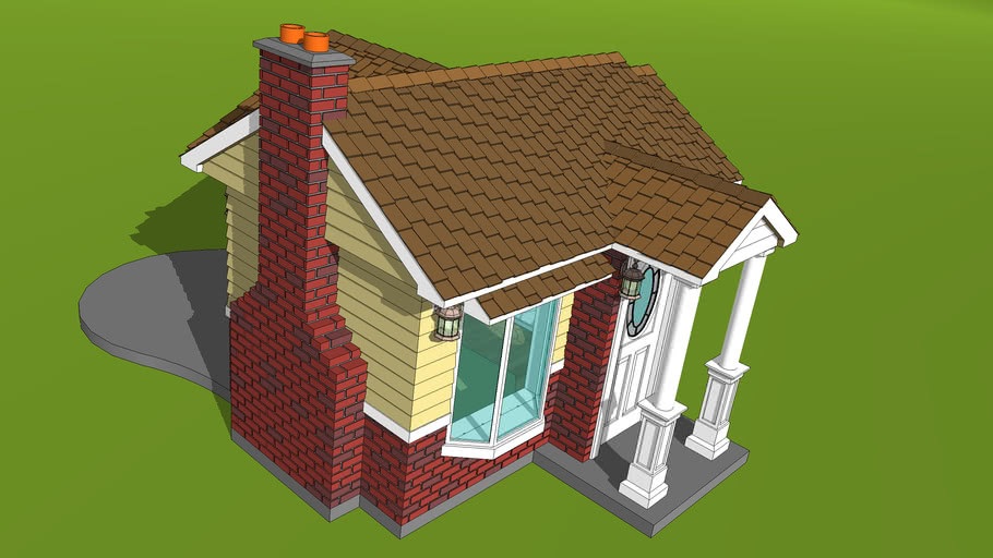 Detailed Play House