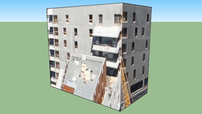 Bâtiment situé Lyon, 012