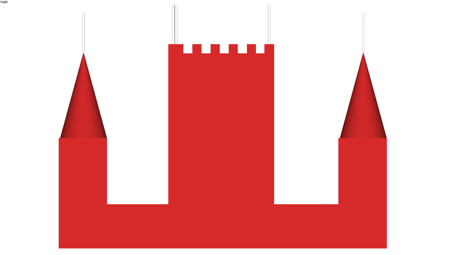 """Castle by Jonathan  """"Castle Kastav"""""""