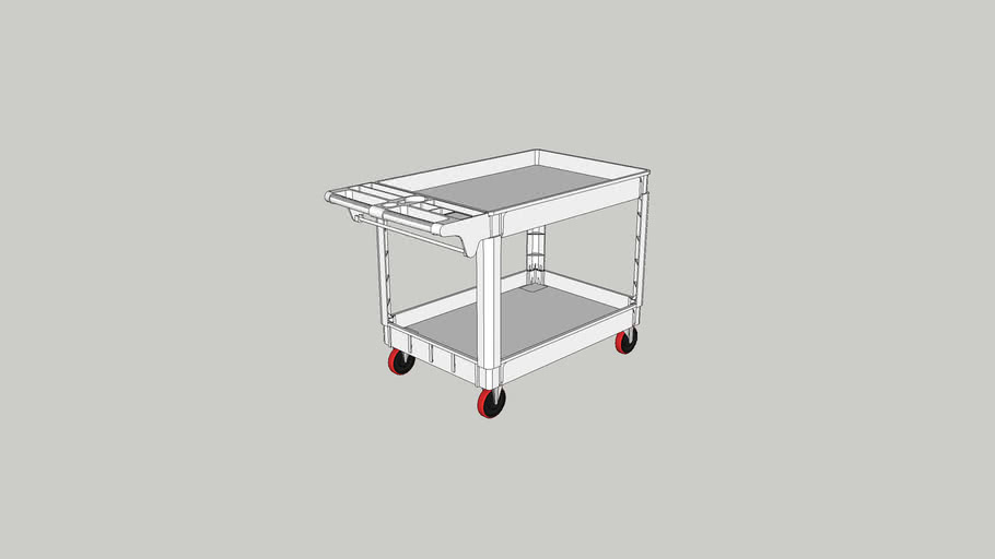 Harbor Freight Rolling Cart