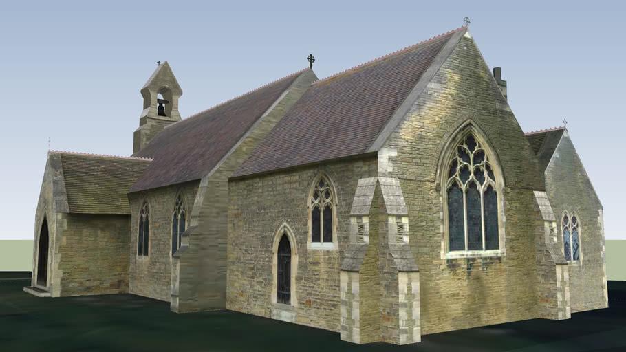 St John The Evangelist, Acaster Selby