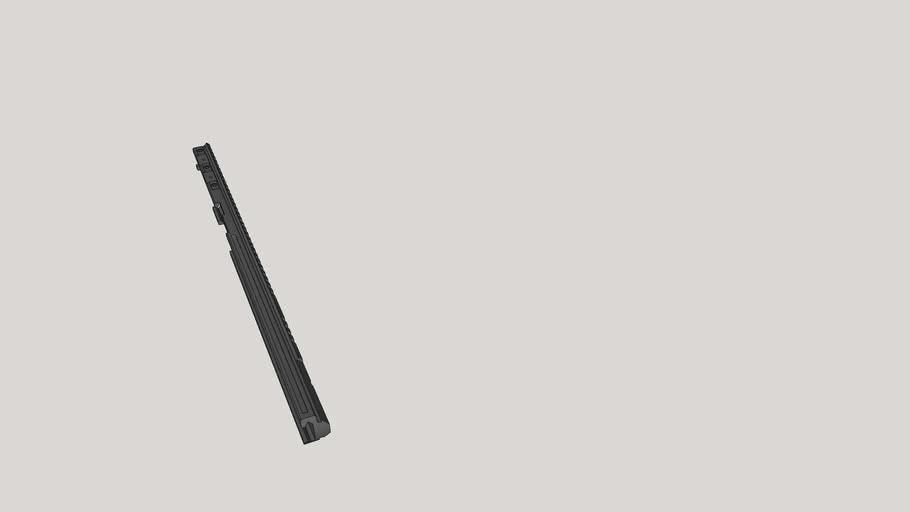 Mk12 PRI top rail