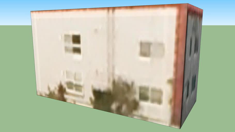 日本北海道札幌市豊平区平岸3条3丁目にある建物