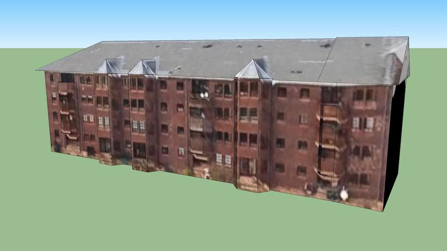 Bâtiment situé Édimbourg EH4 3DT, Royaume-Uni