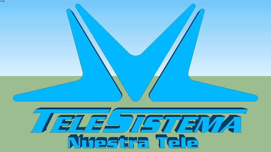 Telesistema HN logo (2005-2016)