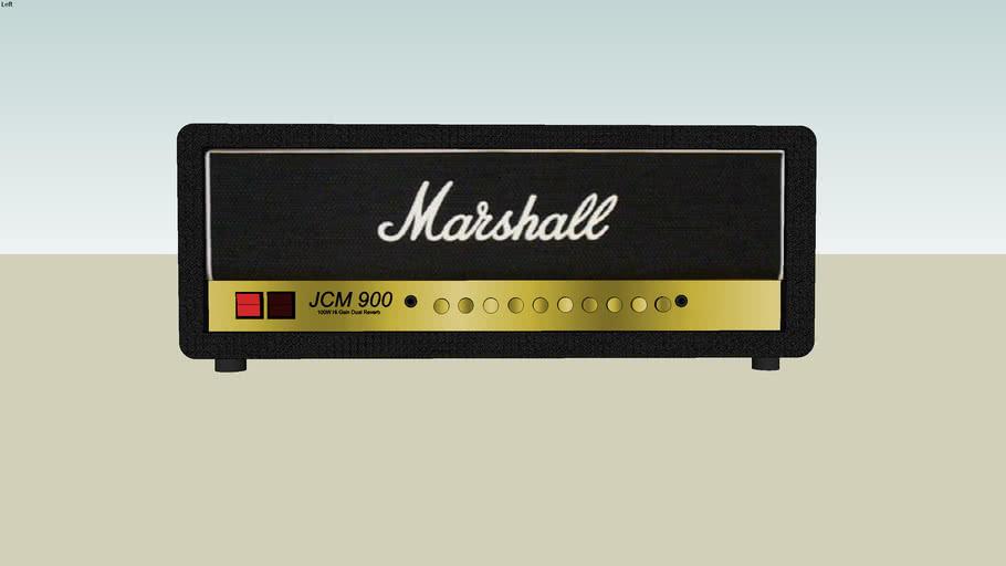 Marshall JCM 900- 4100 Dual Reverb