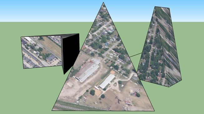 Houston, Teksas, Amerika Birleşik Devletleri adresindeki yapı