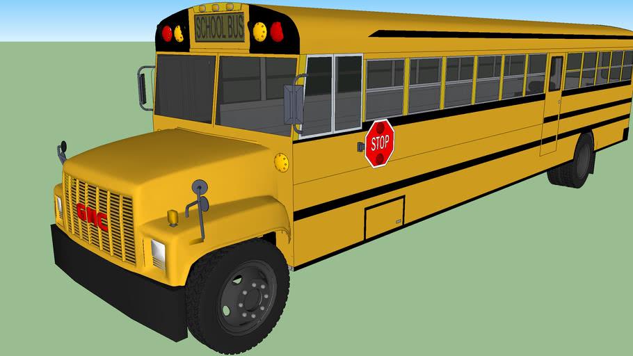1997 GMC School Bus (5 MB)