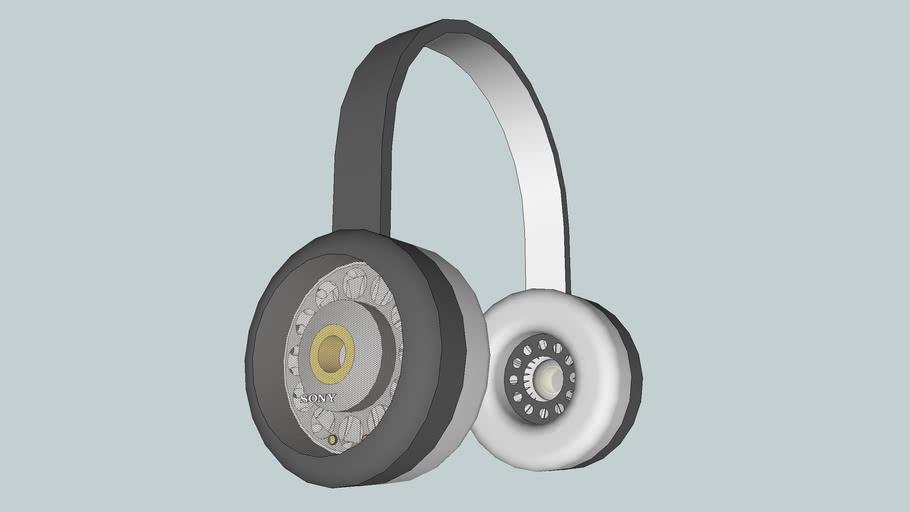 Headphones open-back (on ear)