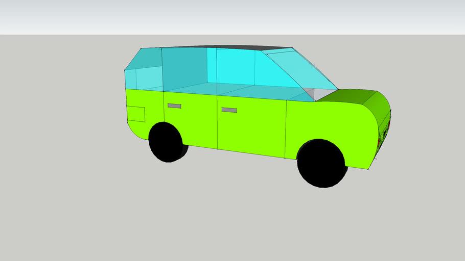 My Nissan Rogue Model