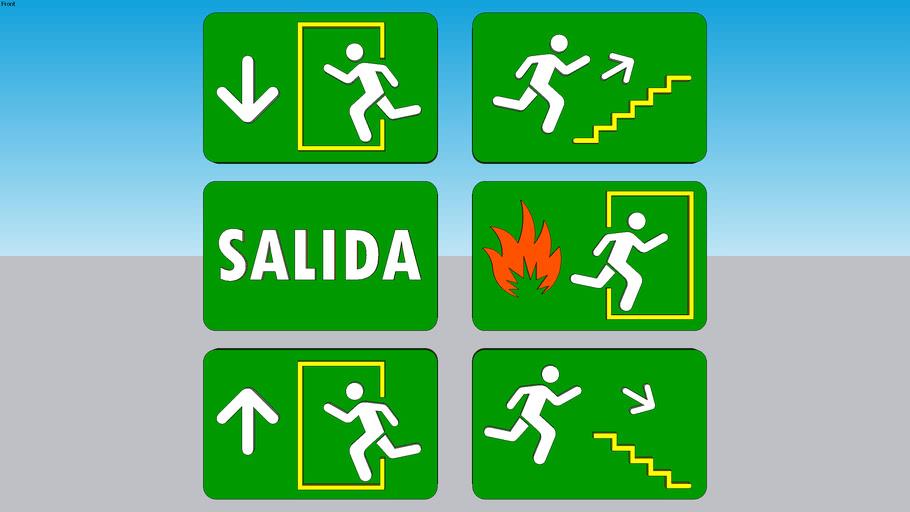 Salidas - Exit