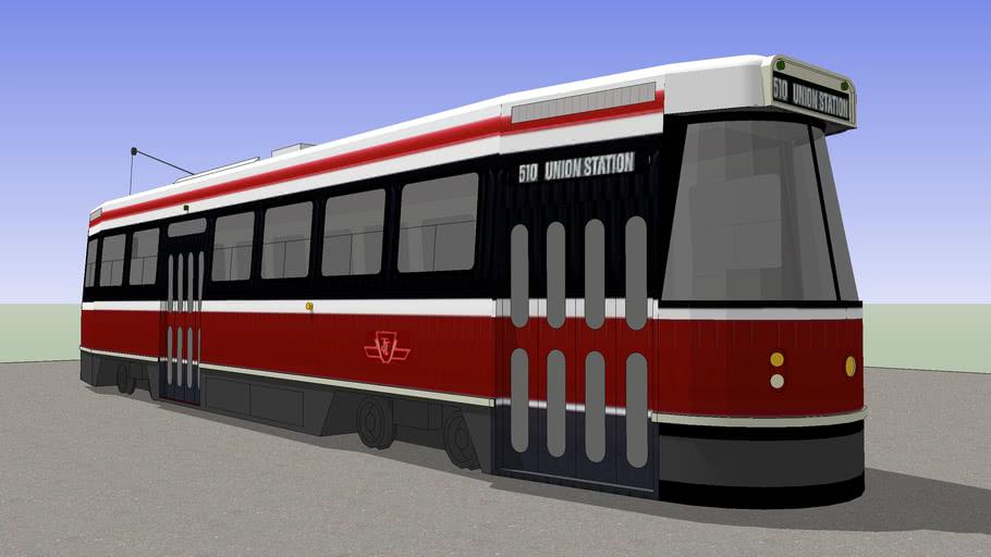 Toronto TTC CLRV Streetcar