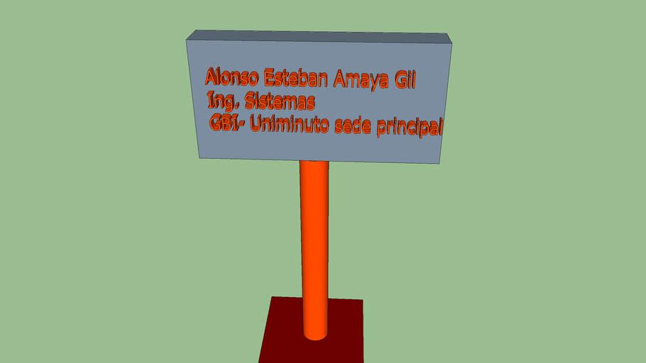 Alonso Esteban Amaya Gil NRC444 uniminuto ID4446