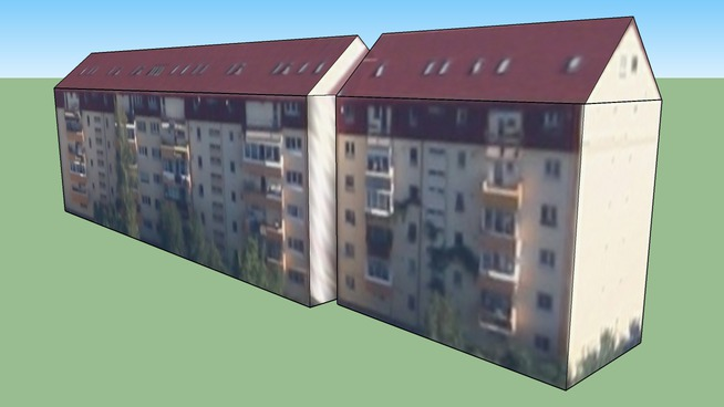 Clădire în Brașov, România