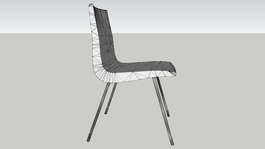 Ligne Roset Tv Meubel.Ligne Roset Tv Chair 3d Warehouse