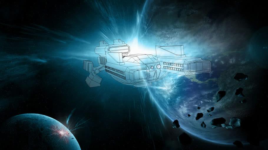UNSC Goldmann class carrier