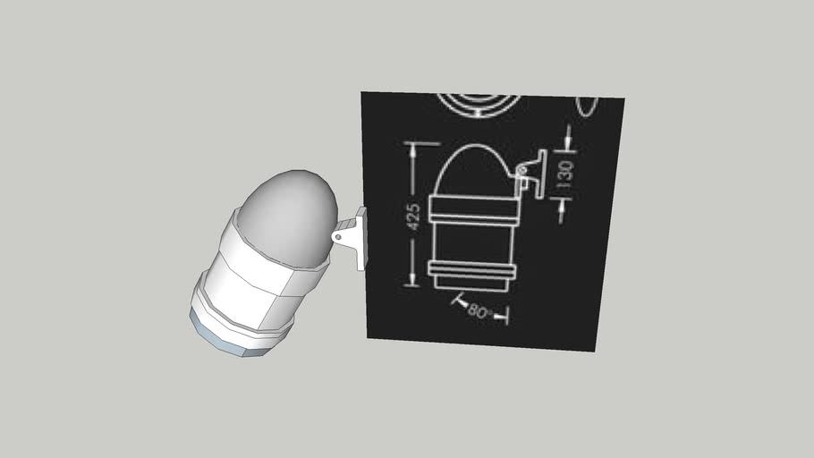 Meyer Nightspot Gobo Projector
