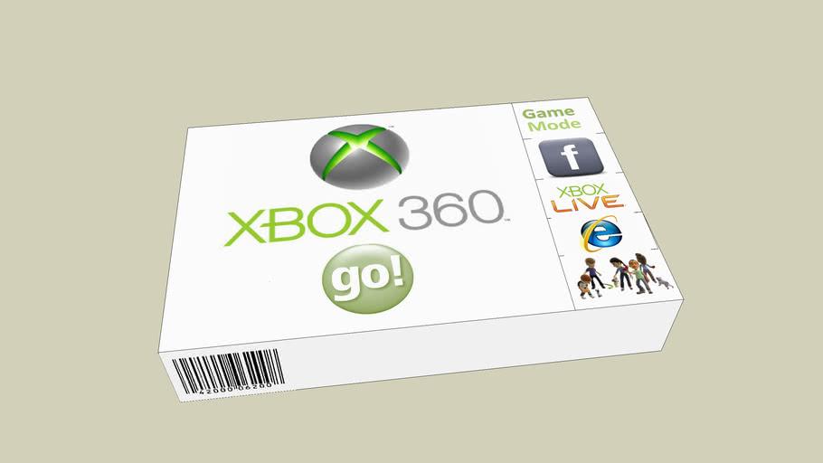 XBox Go Portable Box