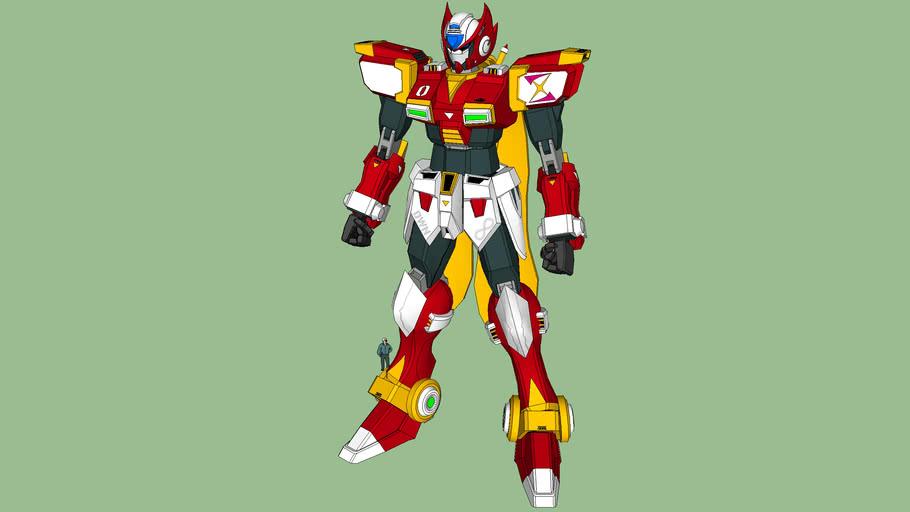 DWN-∞ Zero Gundam