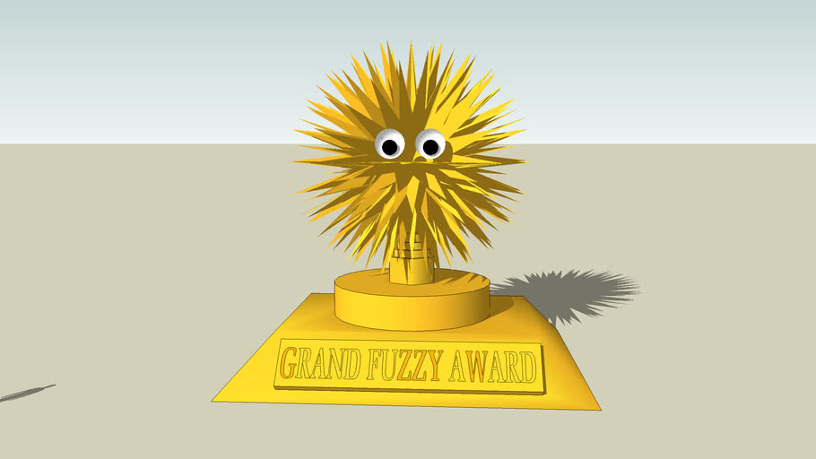 GRAND FUZZY AWARD