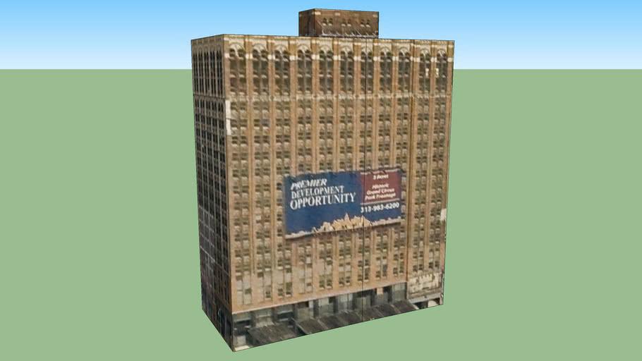 Building 7 in Detroit, MI, USA
