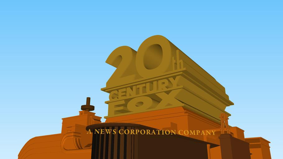 20th century fox 1994 logo remake 74