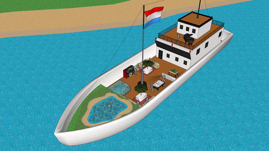 My Personal Yacht