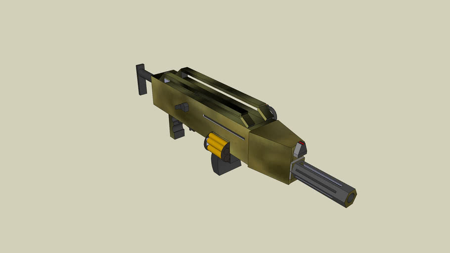 m-70 assult rifle