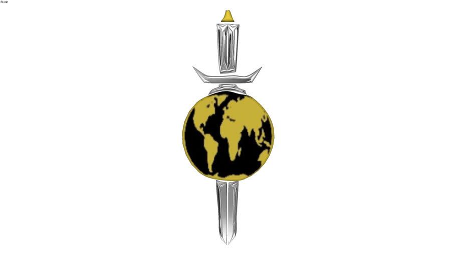 logo Star Trek Terran Empire