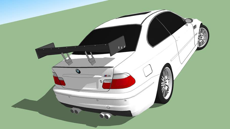 BMW 2005 M3 Tuned