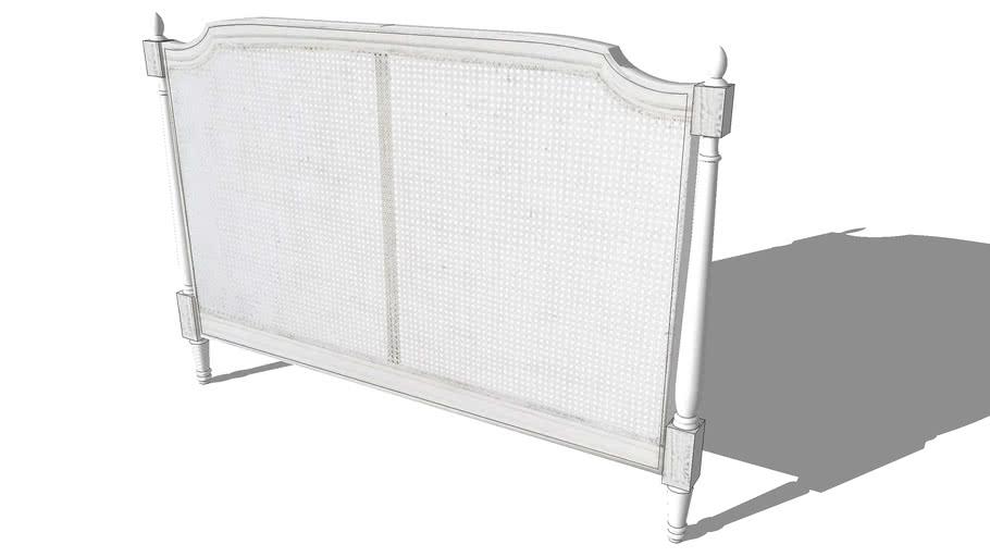 Tête de lit 160 cm St Rémy,Maisons du monde, 110.401, pirx : 399 €