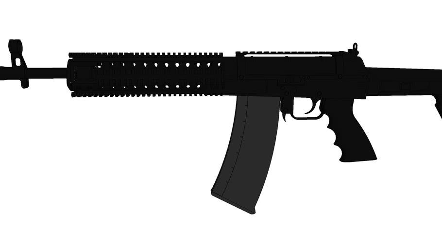 Dragun Rifleworks VAK-S