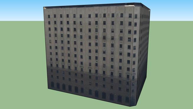 Edificio del Ministerio de Hacienda
