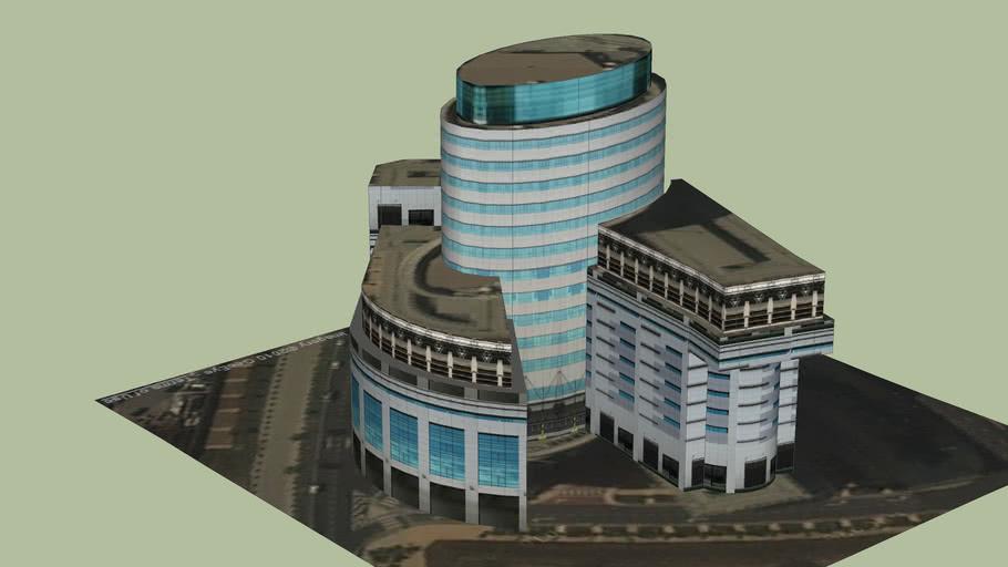 New construction in Putrajaya by behnam Alizadehashrafi