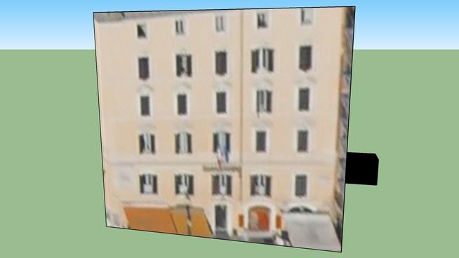 Edificio in Roma RM, Italia