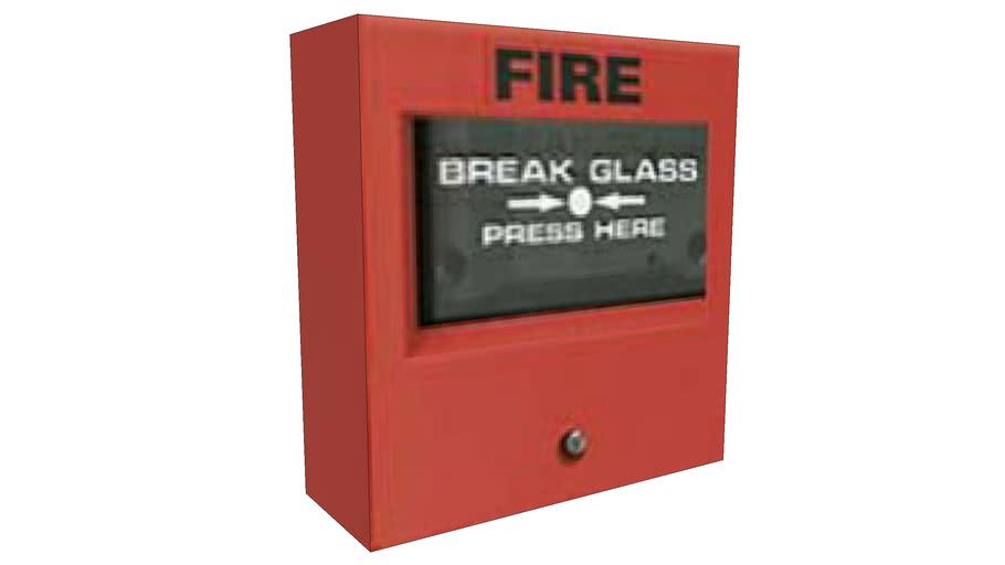 Fire Alarm Break Glass