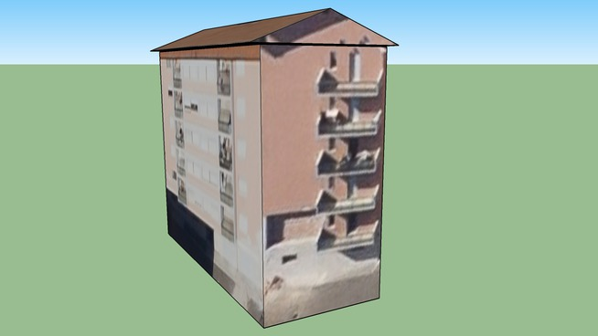 Building in 67100 L'Aquila, Italy