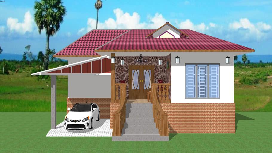 Cambodia House 2017   3D Warehouse