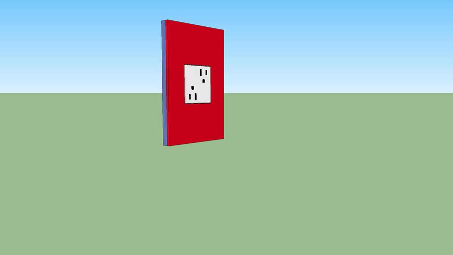 Legrand Adorne electrical outlet