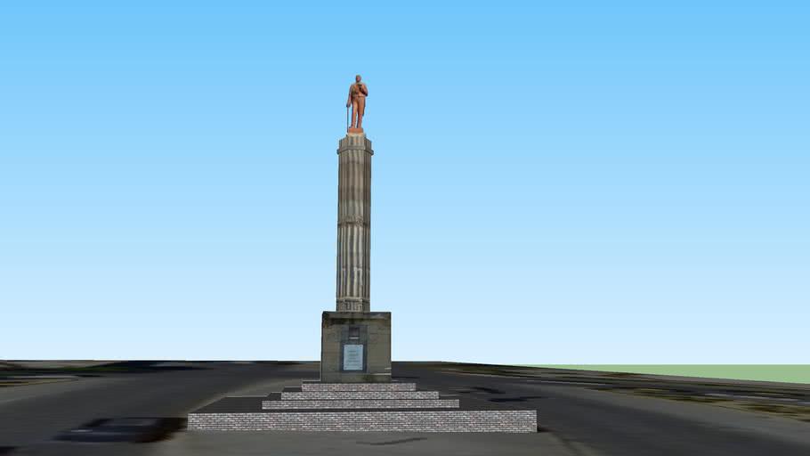 MONUMENTO JUAREZ 2315