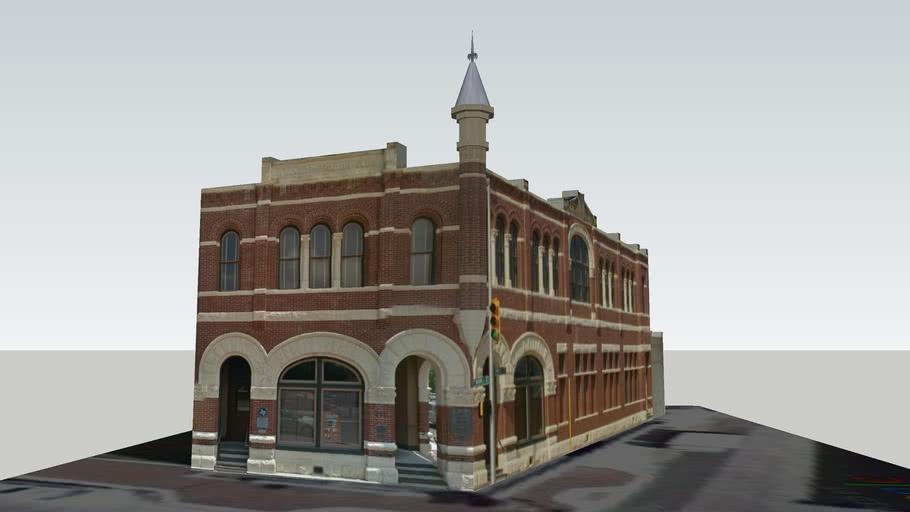 O'Connor-Proctor Building - Victoria, Texas