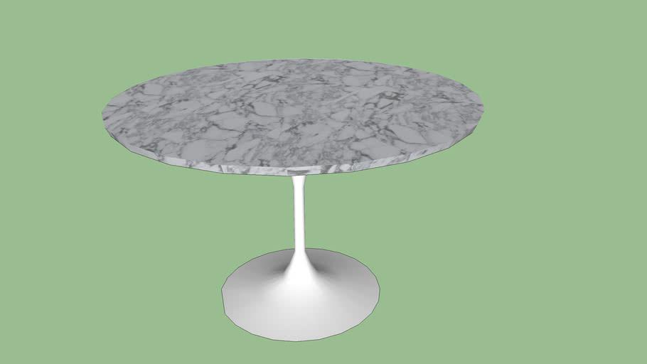 42 inch Tulip Table