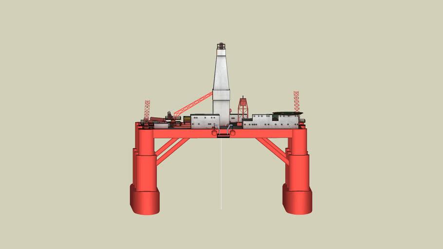 Orikish Petroleum Oil Refinery