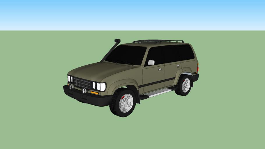 Toyota Land Cruiser (Autana)