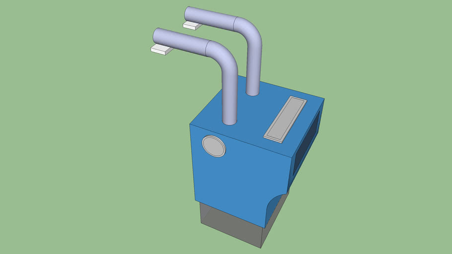 Turbine swimform