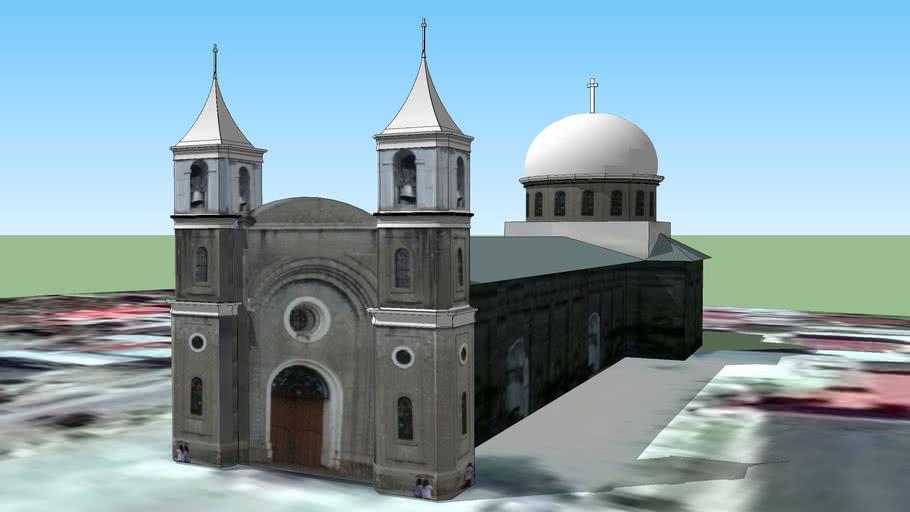ST. PETER PARISH CHURCH APALIT