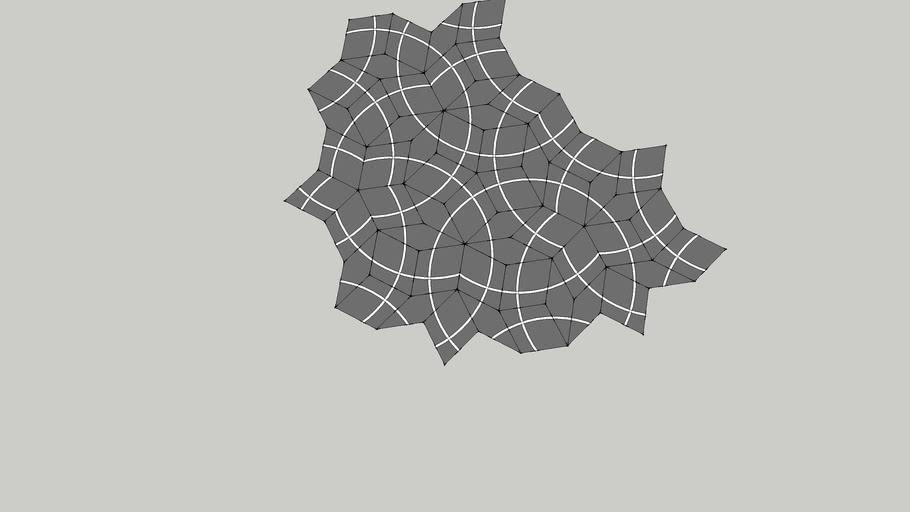 More Penrose tile stuff