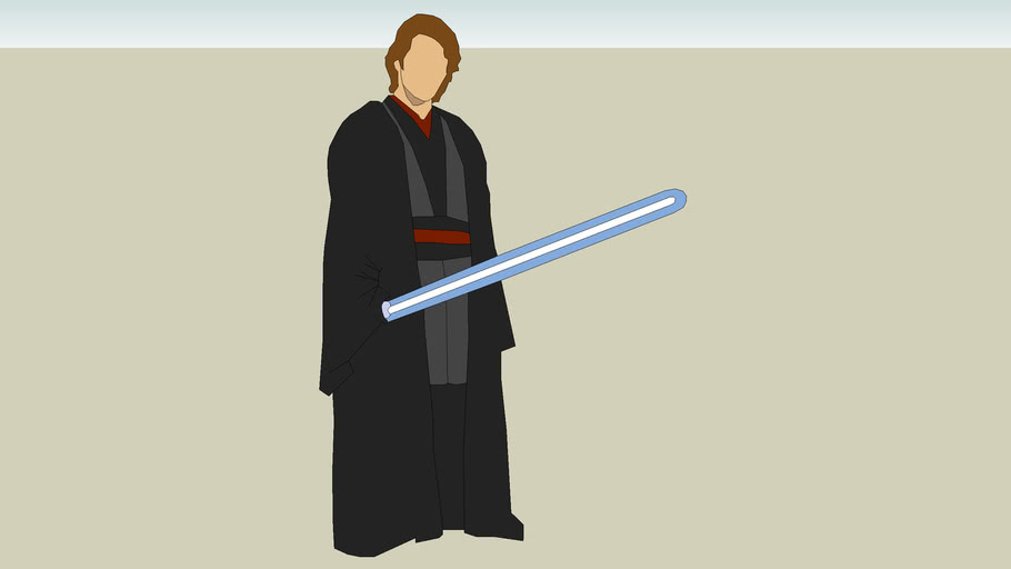 2D Anakin Skywalker