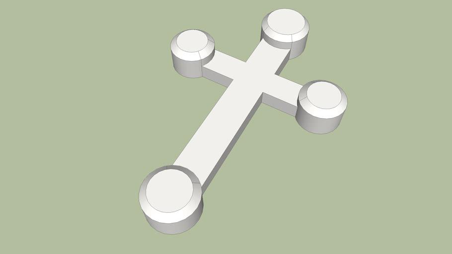 Jewelry Cross iNattt